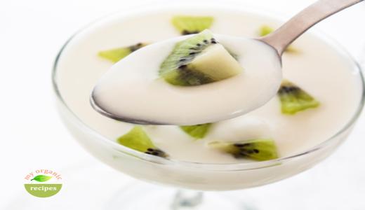 kiwi yogurt