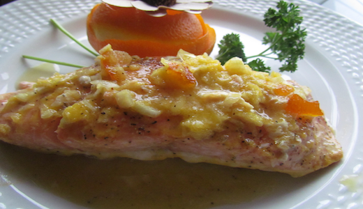 citrus salmon recipe
