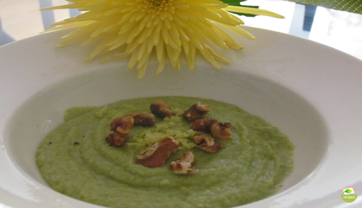 organic cream of broccoli soup 2