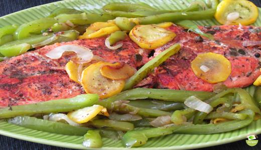 organic sockeye salmon recipe 2