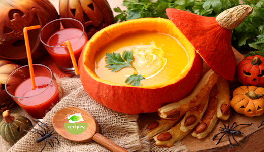 pumpkin soup recipe 2