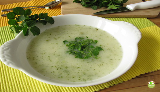 watercress soup 2