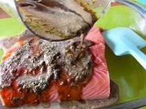 organic salmon recipes
