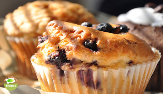 carrots blueberry muffins.