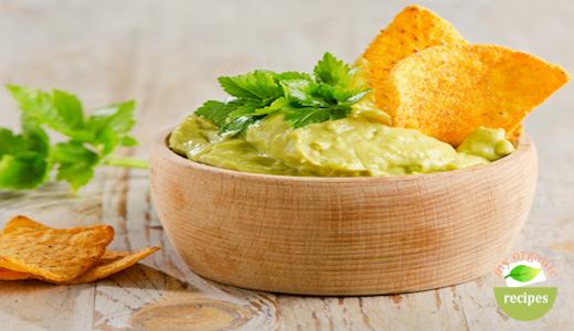 Organic guacamole