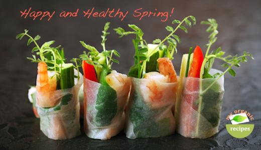 healthy spring